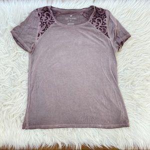 AE Pink Soft & Sexy Shirt XS